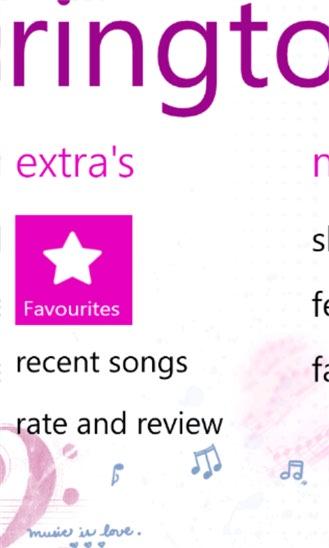 دانلود برنامه Top ringtones برای ویندوز فون