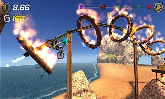 دانلود بازی حرفه ای Trial Xtreme 3 برای ویندوز فون