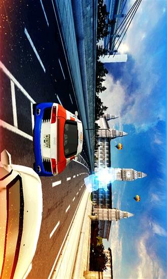 دانلود بازی مسابقات شهری City Racing 3D ویندوز فون