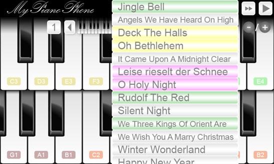 دانلود برنامه My Piano Phone برای ویندوز فون