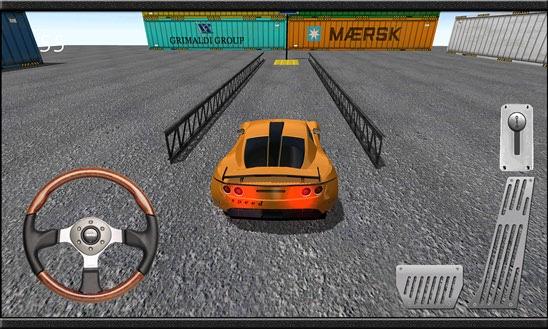 دانلود بازی Luxury City Parking 3D برای ویندوز فون