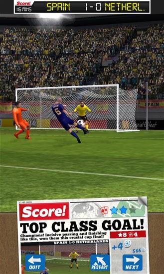 دانلود بازی اهداف جهانی برای ویندوز فون