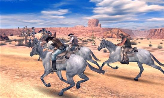 دانلود بازی ماجراجویی six-guns برای ویندوز فون