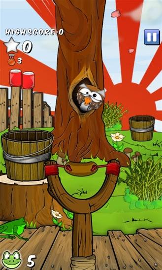 دانلود بازی FrogSling2 برای ویندوز فون