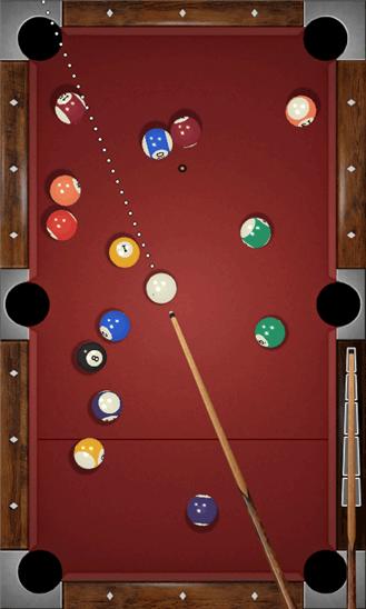 دانلود بازی بیلیارد Premium Pool ویندوز فون