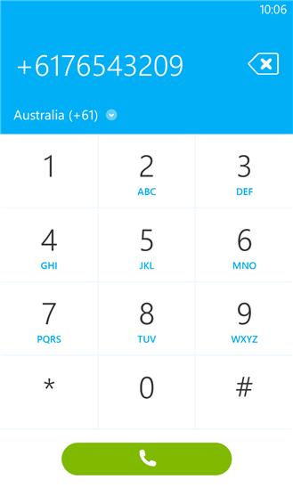 دانلود نرم افزار رایگان اسکایپ Skype برای ویندوز فون
