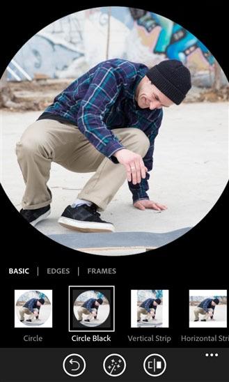 دانلود برنامه فتوشاپ Adobe Photoshop Express برای ویندوز فون