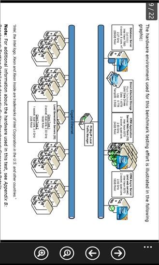 دانلود نرم افزار Reader for PDF برای ویندوز فون