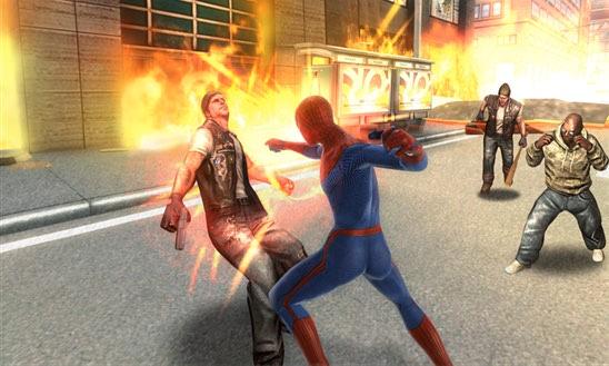 دانلود بازی The Amazing Spider-Man برای ویندوز فون