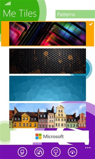 دانلود کاشی Me Tiles برای ویندوز فون