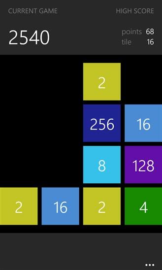 دانلود بازی پازل tileUp برای ویندوز فون