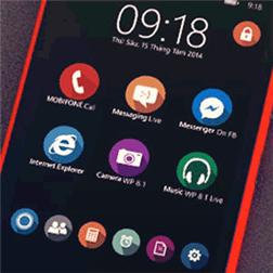 تغییر ظاهر صفحه اصلی ویندوز فون با نرم افزار Creative Start Screen