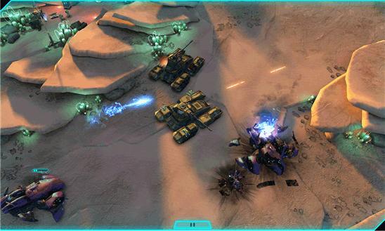 بازی جذاب Halo Spartan Assault v1.1.0.0 برای ویندوز فون