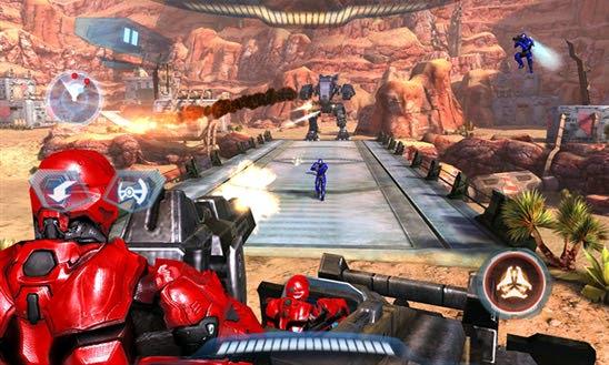 دانلود بازی NOVA3 برای ویندوز فون نسخه کرک شده