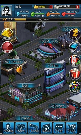 بازی جذاب Wild City برای ویندوز فون
