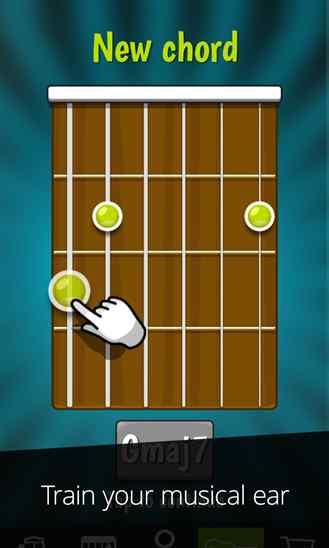 گیتار حرفه ای ویندوز فون با برنامه Guitar Tuna