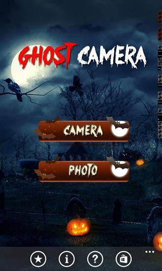عکاسی با برنامه جذاب Ghost Camera ویندوز فون