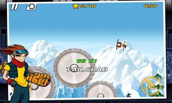 بازی اسکی iStunt 2 برای ویندوز فون نسخه کراک شده