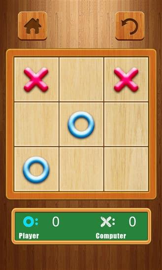 دانلود بازی بسیار زیبای Tic Tac Toe یا دوز برای ویندوز فون