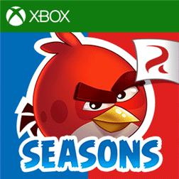 دانلود بازی زیبای پرندگان خشمگین Angry Birds Seasons ویندوز فون