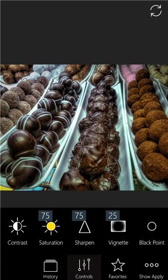 دانلود نرم افزار ویرایش تصاویر Fhotoroom برای ویندوز فون