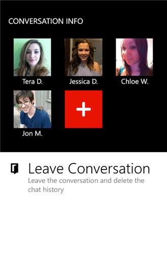دانلود مسنجر و پیام رسان Kik Messenger برای ویندوز فون