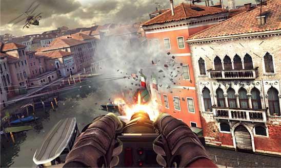 بازی Modern Combat 5: Blackout v1.0.2.1 برای ویندوز فون کرک شده