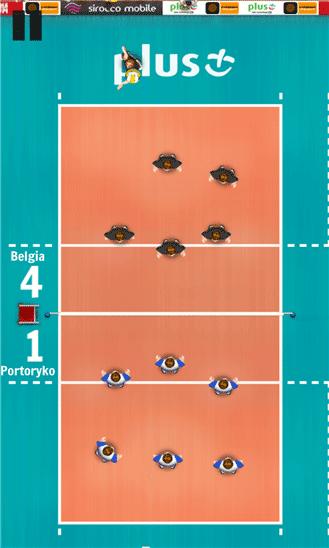 بازی جذاب والیبال Volleyball Championship 2014 ویندوز فون