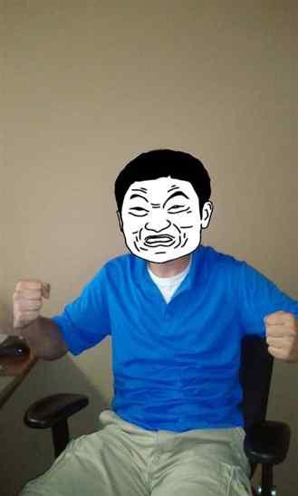دانلود برنامه جذاب Rage my Face برای ویندوز فون