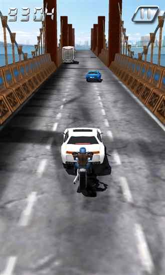 بازی بسیار زیبای موتور AE 3D Motor برای ویندوز فون