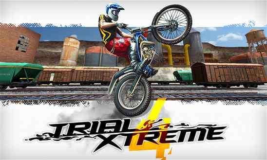 دانلود بازی موتور سواری حرفه ای Trial Xtreme 4 برای ویندوز فون