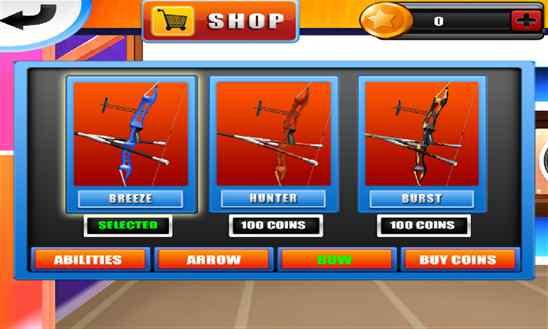 دانلود بازی زیبای تیرکمان Archery 3D برای ویندوز فون