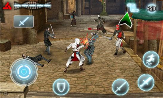 دانلود بازی Assassin Plus برای ویندوز فون