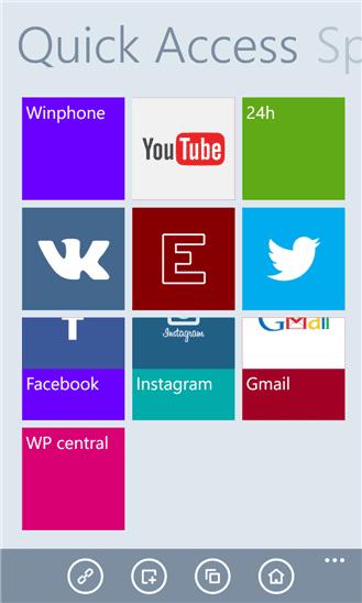 دانلود مرورگر حرفه ای Maxthon Browser ویندوز فون