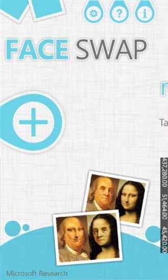 جا به جا کردن چهره با برنامه جذاب Face Swap برای ویندوز فون