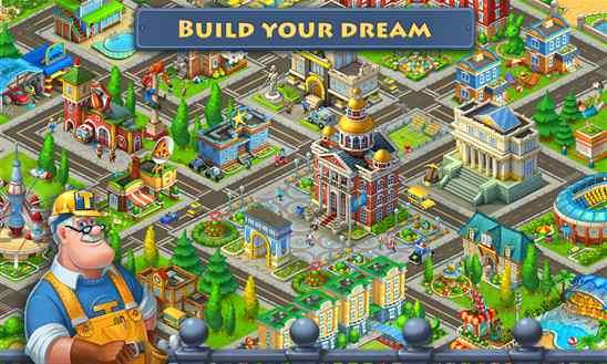 دانلود بازی زیبای Township برای ویندوز فون