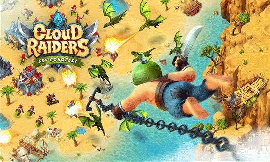 دانلود بازی استراتژیک مشهور Cloud Raiders ویندوز فون