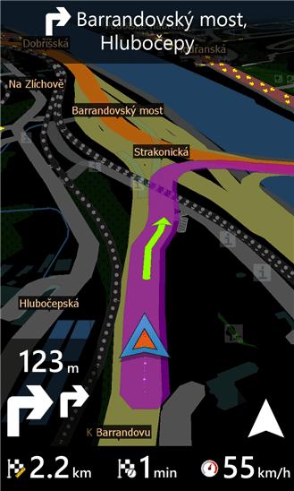 نرم افزار مسیر یاب MapFactor GPS Navigation و پشتیبانی از ایران