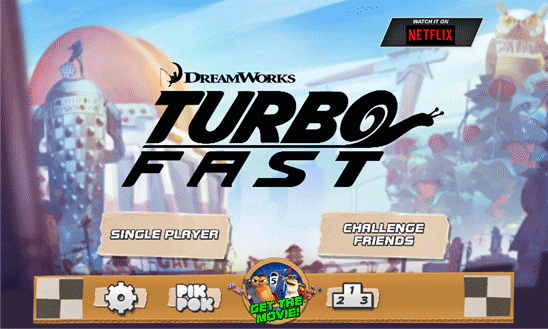 بازی زیبای توربو Turbo FAST برای ویندوز فون