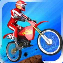 بازی زیبای موتور کراس Trail Motocross Free برای ویندوز فون