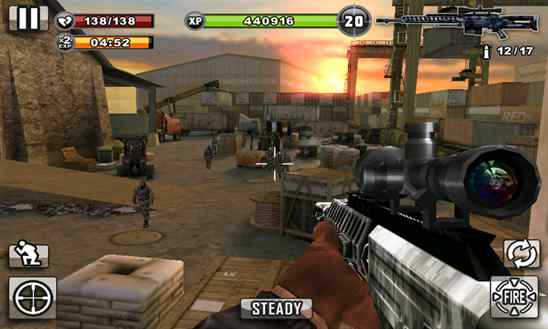 دانلود بازی زیبای Contract Killer نسخه کرک شده برای ویندوز فون