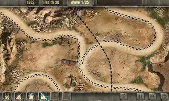 دانلود بازی زیبای Power Modern Defense برای ویندوز فون