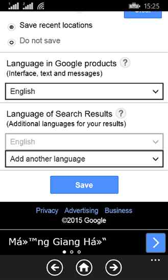 نسخه جدید مرورگر Uc Browser 2015 برای ویندوز فون منتشر شد