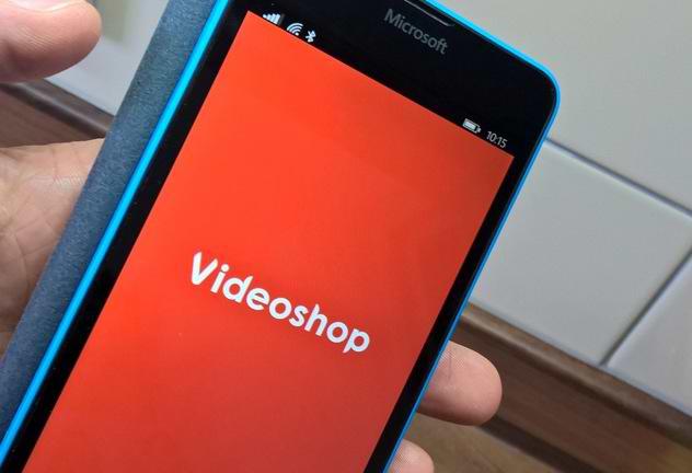 ویرایش حرفه ای فیلم با نرم افزار Videoshop – Video Editor ویندوز فون