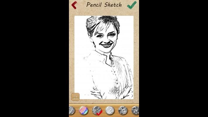 عکس های خود را با برنامه Pencil Sketch Collage به نقاشی تبدیل کنید
