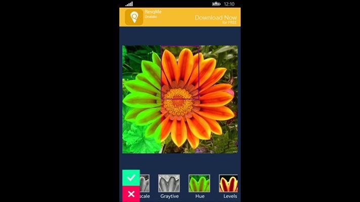 افکت گذاری ویژه برنامه ۴Effects برای ویندوز فون