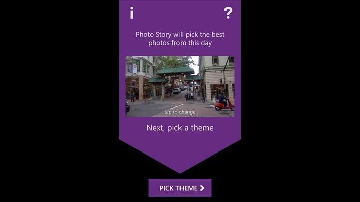 تبدیل عکس به ویدئو با اپلیکیشن Photo Story برای ویندوز فون