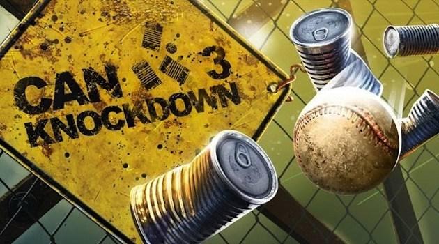 دانلود بازی مشهور CanKnockdown 3 برای ویندوز فون