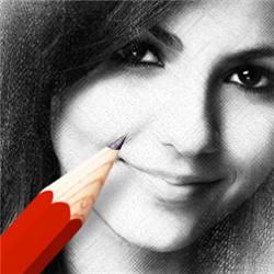 تبدیل عکس به نقاشی با برنامه PicSketch Free ویندوز فون
