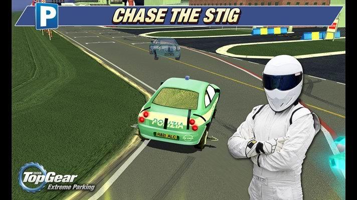 بازی هیجان انگیز Top Gear: Extreme Parking ویندوز فون + تریلر